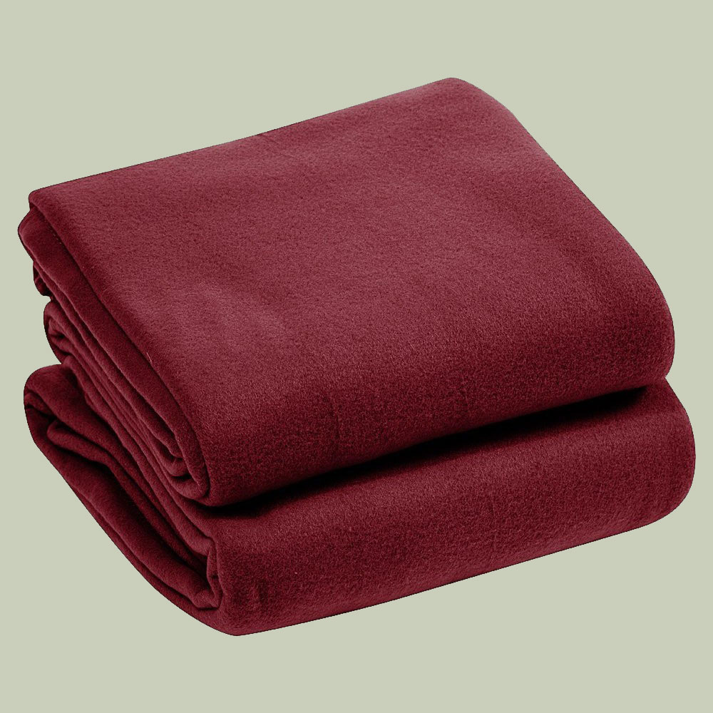Thick Soft Fleece Blanket by Birmi
