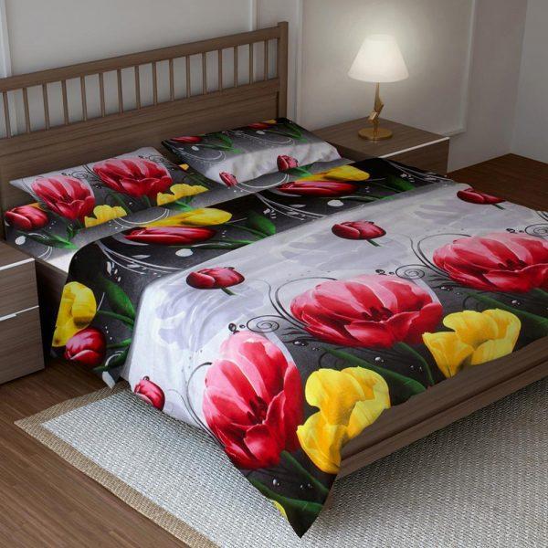 3D bedsheet by birmi manufacturers