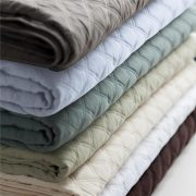 Microfiber Quilted Blanket by birmi