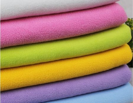 Polar fleece fabric 1