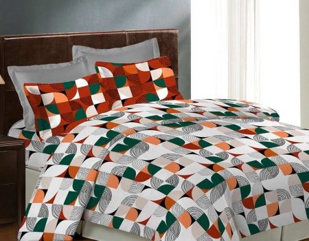 Birmi Bed Sheet in Spain
