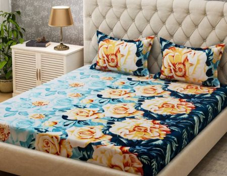 3D Bed Sheet Supplier in Panipat